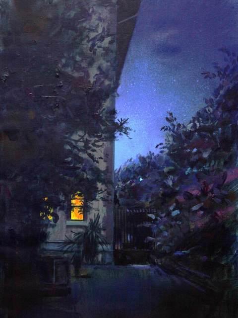 , 'Sons de nit,' 2018, Anquins Galeria