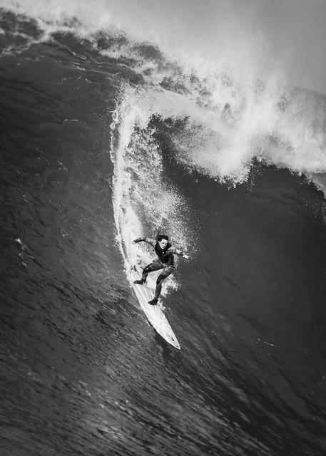 Dina Litovsky Untitled Bianca Valenti Surfing At Maverick S