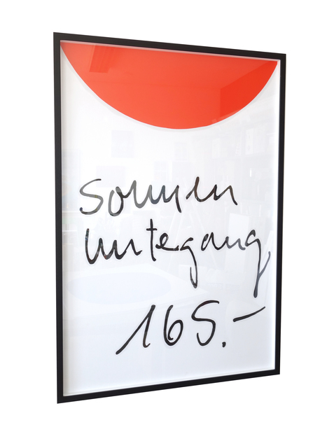 Christian Holtmann, 'Sonnenuntergang', 2018, Evelyn Drewes Galerie