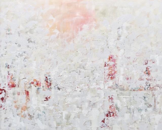 , 'Pink Sky,' 2017, Romanoff Elements