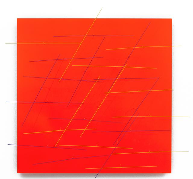 , 'Colour Installation 21:11,' 2015, Mario Mauroner Contemporary Art Salzburg-Vienna