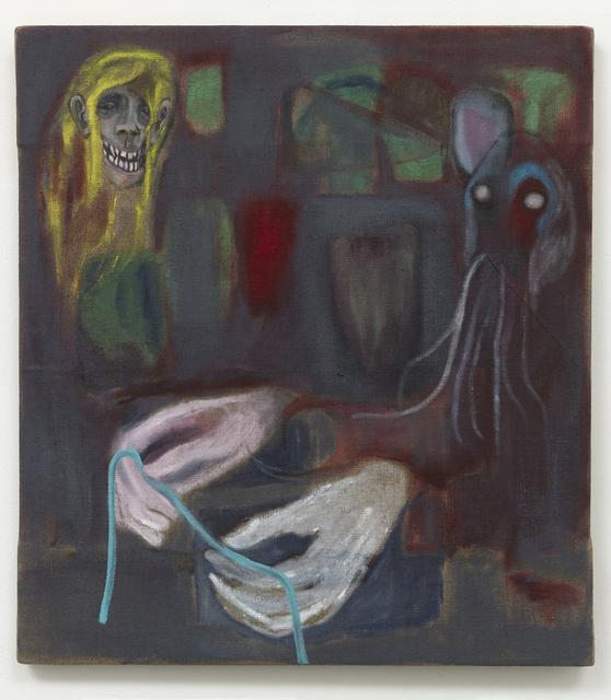 , 'Les rèves d'une tête réduite,' , Galerie Nagel Draxler