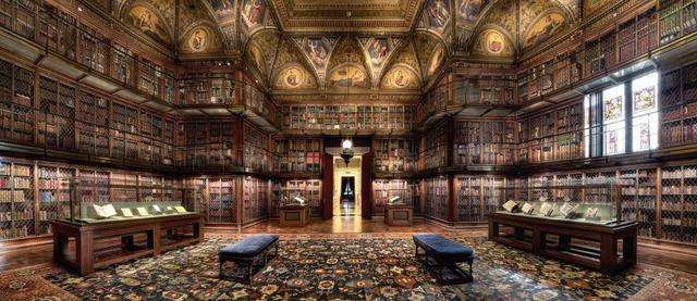 , 'Morgan Library II, New York, NY | US,' 2012, UNIX Gallery