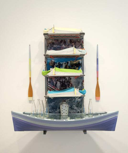 , 'OrtaWater - Antarctica,' 2006, Jane Lombard Gallery