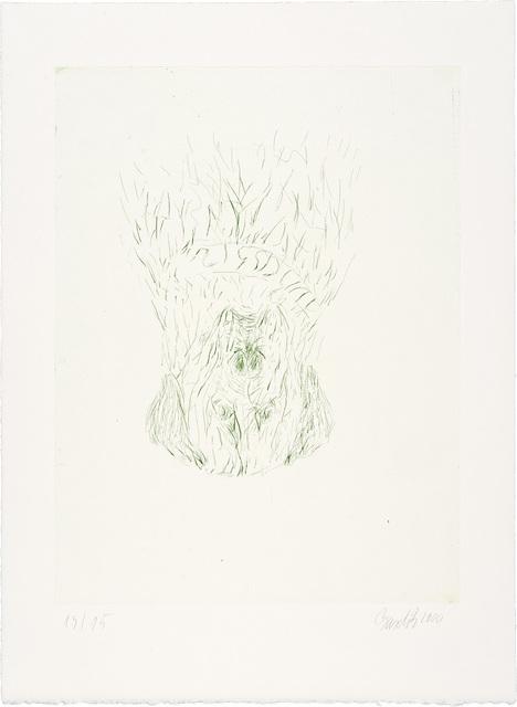 , 'Sigmund,' 2000, Bode Gallery