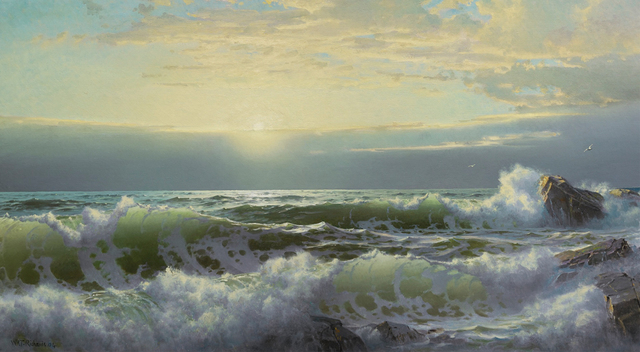 , 'Off Conanicut, Newport,' 1904, Questroyal Fine Art