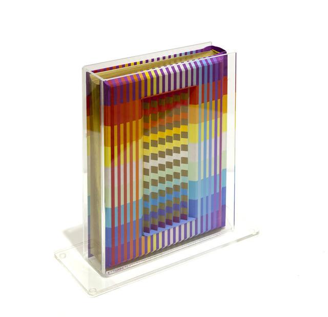, 'Rainbow Torah book,' 1992, Corridor Contemporary