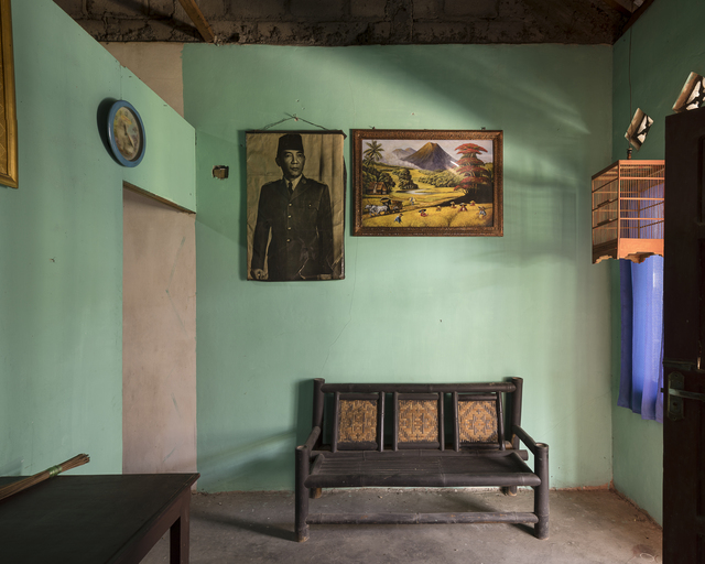 , 'Interior, Huntap Pagerjurang village, Yogyakarta,' 2016-2017, Francesca Maffeo Gallery