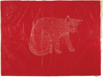 Kiki Smith, 'Cat,' 1996, Phillips: New Now (February 2017)