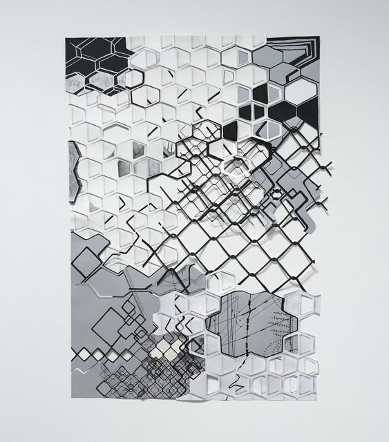 , 'Facade,' 2016, New York Studio School