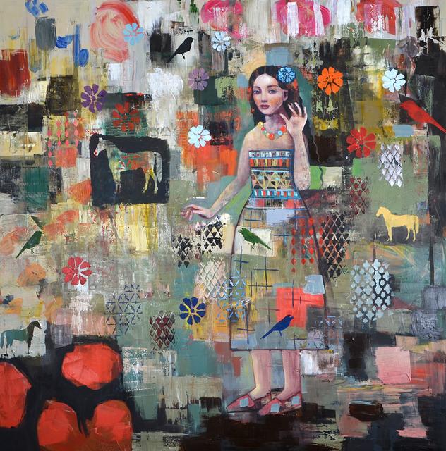 , 'Sound of Peace,' 2018, Blue Rain Gallery