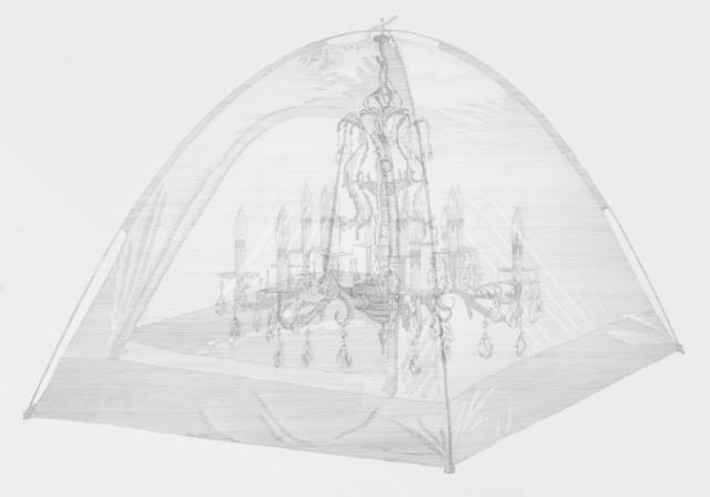 , 'Bell Curve,' 2016, Sara Nightingale Gallery