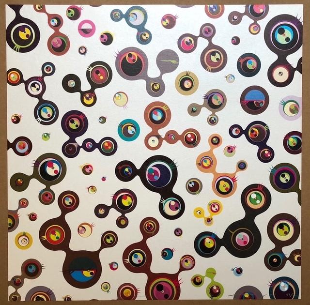 Takashi Murakami, 'Jellyfish Eyes/White 5', 2006, Graeme Jackson
