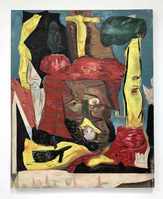 , 'Middleagist,' 2018, Galerie Richard