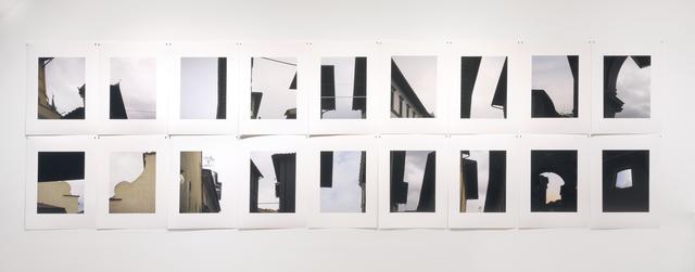 , 'Looking at, Looking up, Looking down Series,' 2014, Goya Contemporary/Goya-Girl Press