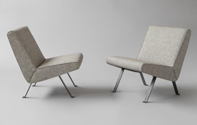 Joseph-André Motte, 'Pair of chairs 740', 1957-1958, Galerie Pascal Cuisinier