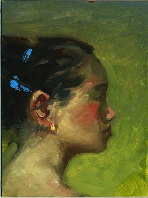 , 'Angela (Profile),' 2017, Helikon Gallery & Studios