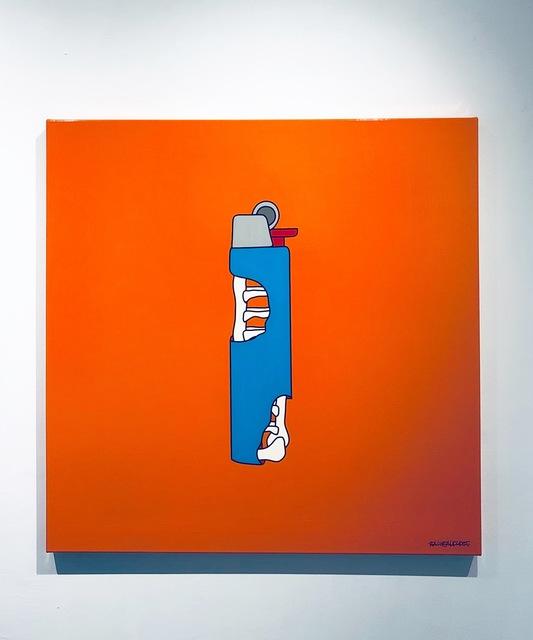 ", '""Lit"",' 2019, Krause Gallery"