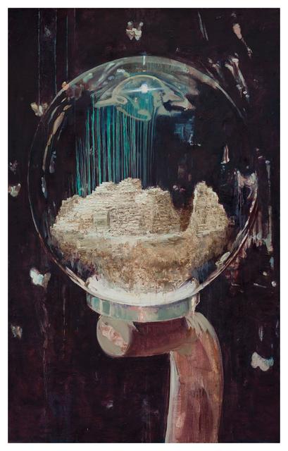 Li Qing 李青 (b. 1981), 'Ruined Pagoda in a Shade', 2012, Leo Xu Projects