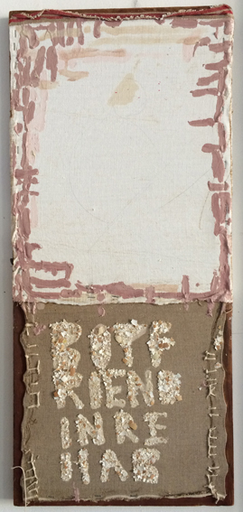 , 'Boyfriend in Rehab,' 2013, Anthony Reynolds Gallery