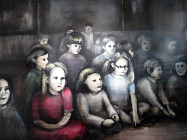 MASAKO, 'School', 2008, Japigozzi Collection