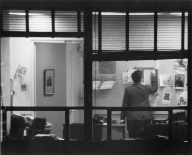 , 'New York, November 10,' 1961, Stephen Bulger Gallery