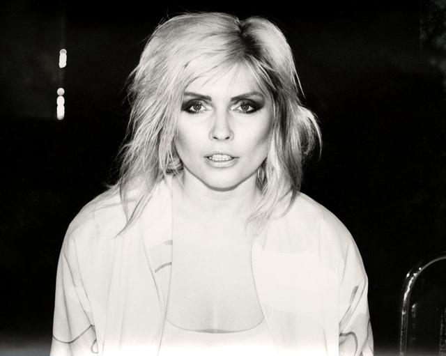 , 'Debbie Harry (Blondie) (close-up),' 1981, The Future Perfect