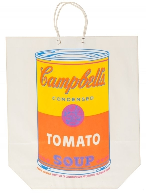 Andy Warhol, 'Campbell's Soup Shopping Bag', 1966, Aste Boetto