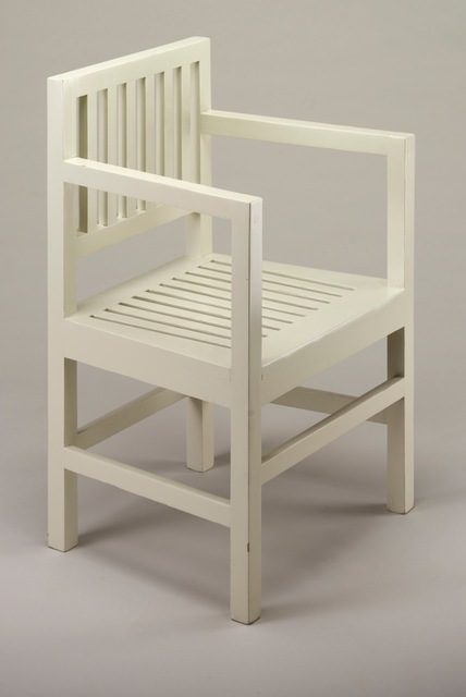 , 'Side chair,' 1902-1903, Yves Macaux