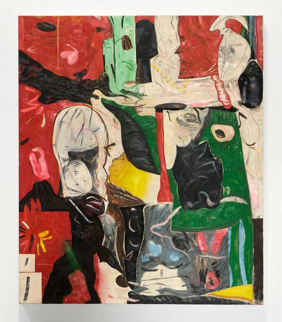, 'Webber vs Sous Vide,' 2017, Galerie Richard