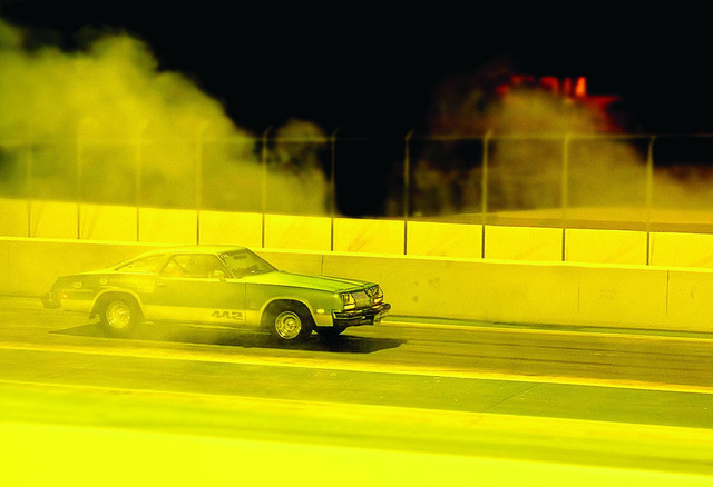 , 'Oldsmobile Dragstrip Two,' , ArtStar
