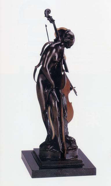 , 'Vénus au Violoncelle,' 1997, Asia University Museum of Modern Art