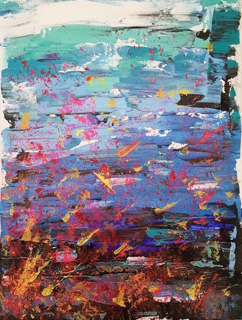 Fatima Zafar, 'Madness', 2019, Gallery 104