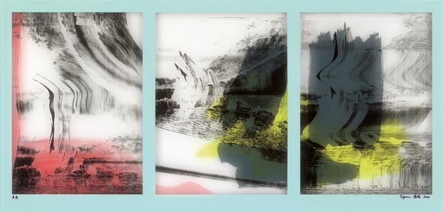 , 'Eisberg,' 2001, Mike Karstens Galerie