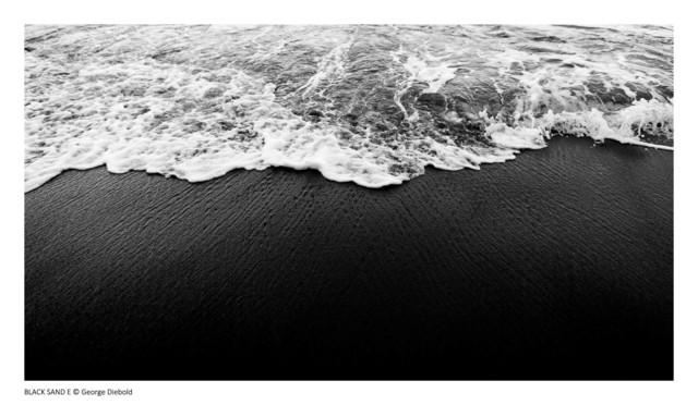 , 'Black Sand E,' 2011, J. Cacciola Gallery