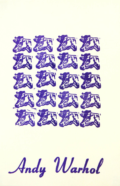 Andy Warhol, 'Cows', 1967, DANE FINE ART