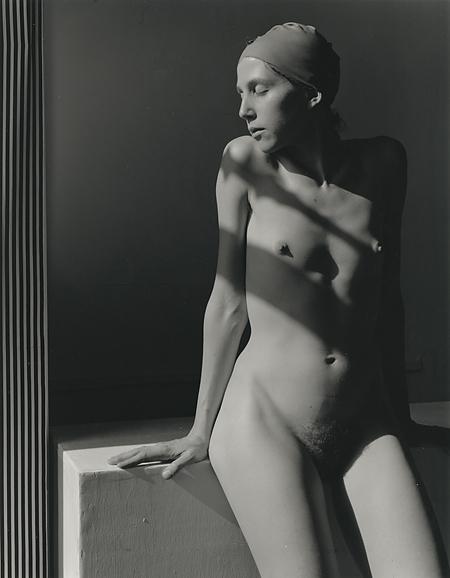 , 'Untitled Nude, (Woman in Bathing Cap),' 1978, Scott Nichols Gallery