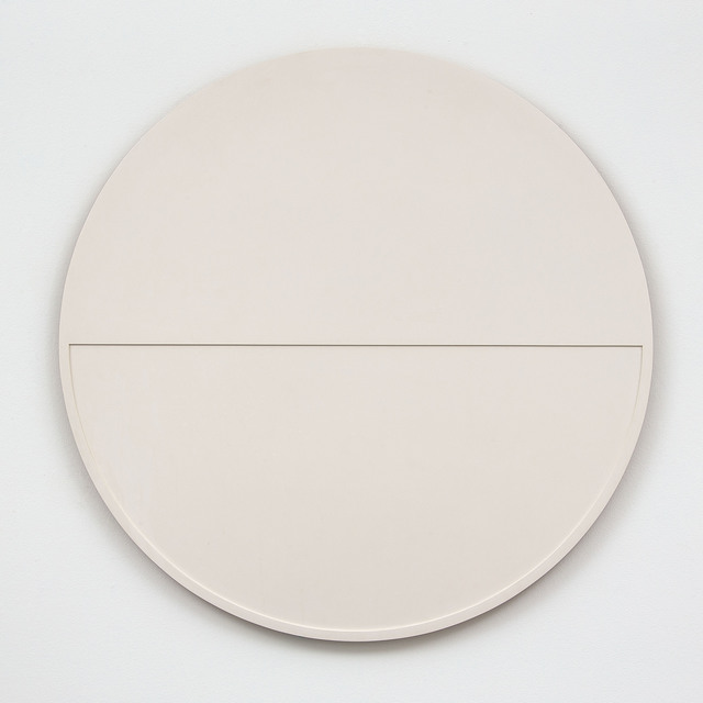 , 'Reliëf met anderhalve cirkel / Relief with one and a half circle,' 1968, The Mayor Gallery