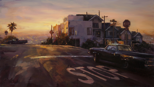 , 'Morning in Dolores Heights,' 2018, Abend Gallery