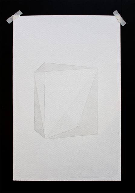 , 'Box with Pyramid #2,' 2016, MARSO