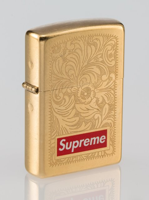 Supreme, 'Zippo Lighter', c. 2011, Heritage Auctions