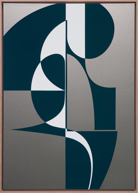 , 'Ohne Titel,' 2016, Galerie Thomas Schulte