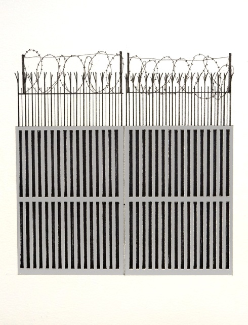 , 'Tough Gates - House #55,' 2018, Rossi & Rossi
