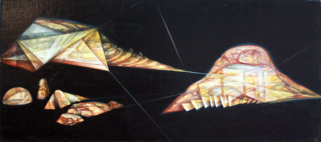 , 'In-Scape 2,' 1986, Infuse Gallery