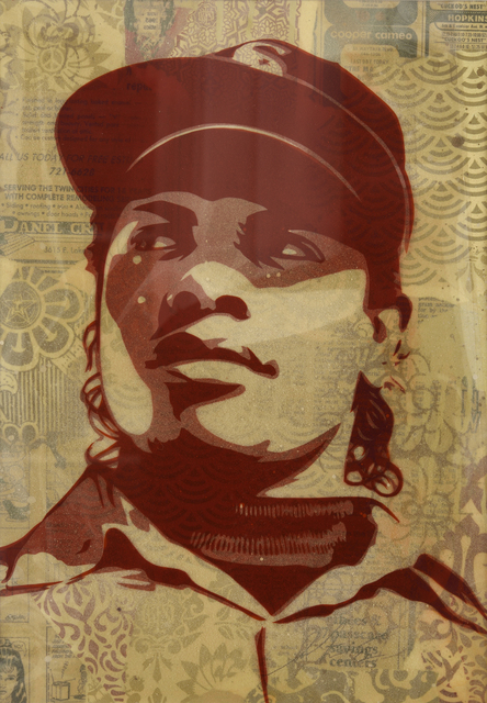 Shepard Fairey, 'Easy-E', 2012, DIGARD AUCTION