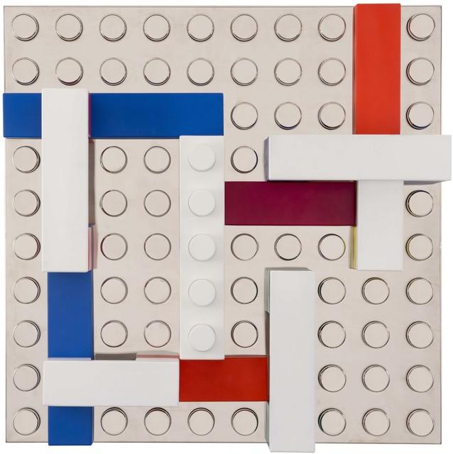 , 'L'ego Mondrian,' 2017, Alon Zakaim Fine Art