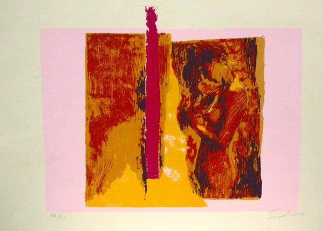 Nicola Simbari, 'Woman in Pink', 1976, Wallector