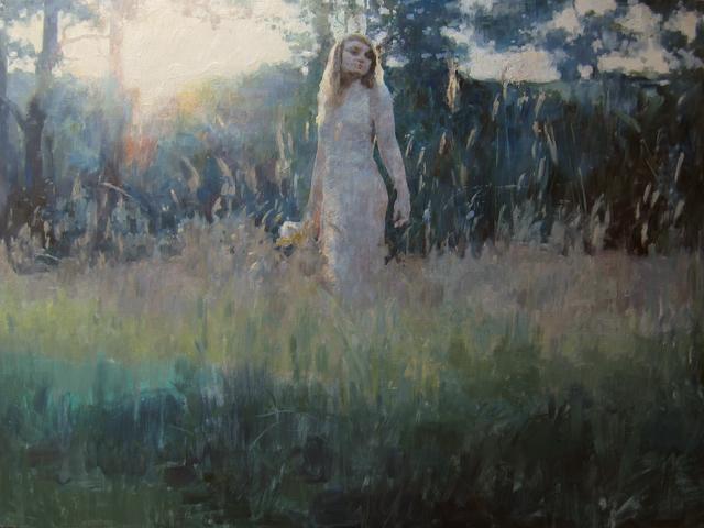 , 'Half Light,' , Sirona Fine Art