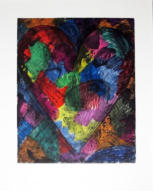 , 'The Heart Called Washington,' 2014, Hamilton-Selway Fine Art