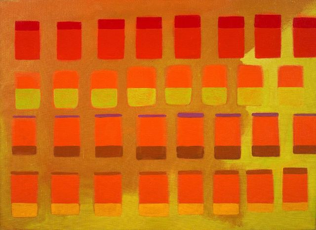 , 'Timed Steps,' 1963, Berry Campbell Gallery